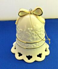 Vintage San Francisco Music Box Company Porcelain Bell