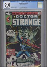 "Doctor Strange #40 CGC 9.4 1980 "" Asral Angel of Death""  Marvel: NEW CGC  Frame"