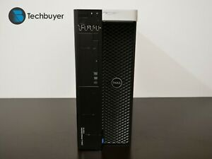 Dell Precision T5610, 2xE5-2630, 64GB RAM, NVIDIA Quadro, NO HDD, NO-OS, GRADE C