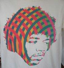 "Men's TEE FURY Jimi Hendrix ""JOHNNY ALLEN HENDRIX"" Psychedelic T-Shirt SZ SMALL"