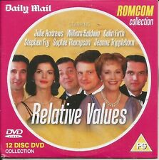 RELATIVE VALUES -  DAILY MAIL PROMO DVD