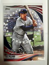 Ted Williams Boston Red Sox 2019 Topps Update Series Perennial All-Stars #PAS-2