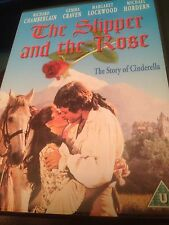 THE SLIPPER AND THE ROSE DVD OOP RARE FAIRY TALE CINDERELLA RICHARD CHAMBERLAIN
