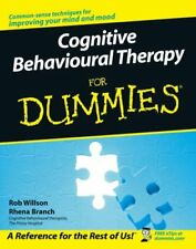 Cognitive Behavioural Therapy For Dummies-Rob Willson,Rhena Branch
