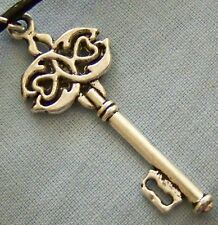 4.5CM X 1.7CM  ~   KEY ~  NECKLACE   ---- (GREAT_CHRISTMAS_GIFT)