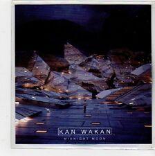 (FQ579) Kan Wakan, Midnight Moon - 2014 DJ CD