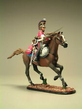 Painted Tin Toy Soldier Private Cavalry Lifeguard #2 54mm 1/32