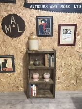 Small 4 Shelve Industrial Up-Cycled  Unit
