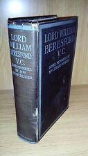 Lord William Beresford V. C. Stuart Menzies 1917