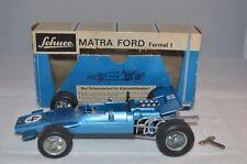 Schuco 1074 Matra Ford  Formel 1 very near mint in box SUPERB decal 4