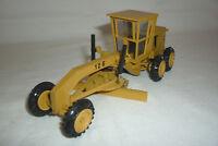 Nzg - Miniatura de Metal - Caterpillar Cat 12G - Motorgrader - 1:50 - (8.BM-5)