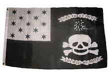 3x5 War of 1812 American FLAG tread Gadsden tea party snake pirate 3'x5' Banner