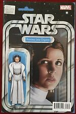 Star Wars: Princess Leia (2015) #1 - Action Figure Comic Variant - Marvel Comics