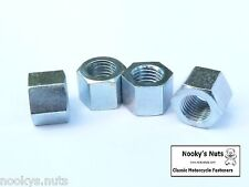 4 CEI Cycle Thread Nuts 5/16 (Reduced Hexagon) used on BSA Gearbox