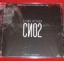 SLUMS ATTACK - CNO2 LIMITED EDITION 2000 2CD POLISH HIP-HOP PEJA PEZET