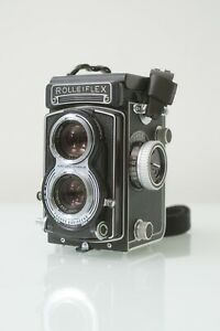 MINT Rolleiflex T 3.5 TLR - from UK