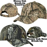 Mossy Oak New Break-Up, Country Camo Hat Baseball Cap Hunting Adjustable NEW