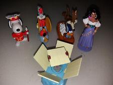 Stock personaggi disney plastica gioco giocattolo 5 pezzi coyote beep beep