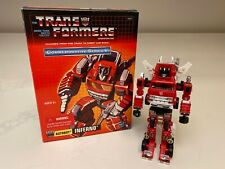 Transformers Commerative Series - Inferno (MIB, 100% Complete)