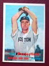 1957 Topps Bob Porterfield (Boston Red Sox) #118 EX