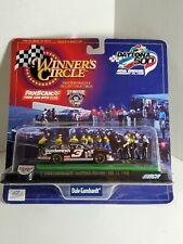 NASCAR Winner's Circle. Dale Earnhardt Win, Pit Celebration, 1998 Daytona 500