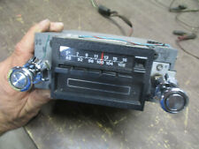 74 77 79 FORD AM FM 8 TRACK STEREO 4 SPEAKER RADIO TORINO T-BIRD COUGAR RANCHERO
