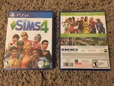 Sims 4 PlayStation 4 PS4 Brand New Factory Sealed Free Fast Shipping