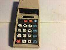 Vintage Commodore 776M Electronic Calculator For Repair Read RARE