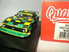 WOW EXTREMELY RARE Ford Capri MkIII Gr5 DRM 1981 Special 1:43 Quartzo-Minichamps