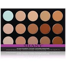 SHANY Professional Cream Foundation and Camouflage Concealer Palette 15 Color