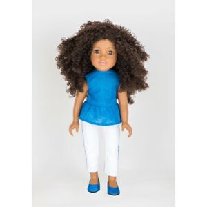 DesignaFriend Hallie Doll
