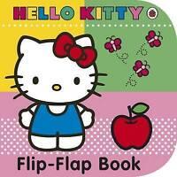 Hello Kitty Flip-Flap Book, , Very Good Book