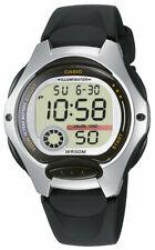 Casio Kinder Uhr LW-200-1AVEF Armbanduhr schwarz