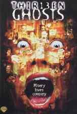 SHALHOUB,TONY-Thirteen Ghosts  DVD NEW
