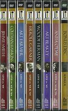 8 DVD Set Jazz Icons Series 4 Anita ODay-Art Blakey-Art Farmer-Jimmy Smith +more