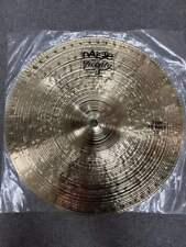 "Paiste 14"" Twenty Series  Hi-Hat Cymbals (Pair) NEW"
