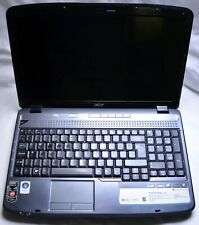 Acer Aspire 5535/5235 Series Laptop AMD Athlon No Display For Parts Faulty
