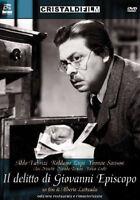Il Delitto Di Giovanni Episcopo (1947) Aldo Fabrizi  - DVD NUOVO SIGILLATO