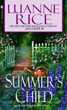 Summer's Child by Luanne Rice Paperback BUY 3 GET 1 FREE (Add 4 to CART)