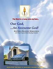 Our God, An Awesome God: A 26-Week Bible Reading Schedule (Bible Reading Maratho