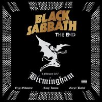 Black Sabbath - The End (NEW 2 x CD)