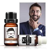 100% Nature Men Beard Growth Oil Eyelash Hair Growth Treatments Liquid Eyebrow !