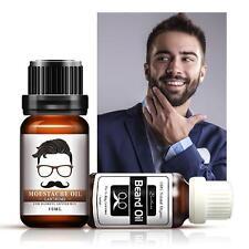 Men Beard Growth Oil Liquid Eyelash Hair Growth Treatments Eyebrow Reliable 10ml