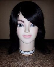 Hairdressing Salon Practice Training Head Mannequin 100% Human Hair YUKARI JAPAN