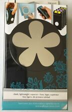"EK Success Large Fold-Up Punch ""Retro Flower "" 54-30044  -  NEW"