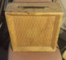 Vintage Montgomery Ward Airline Model 9001B Guitar Tube Combo Amplifier Amp