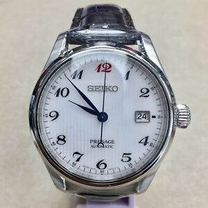 SEIKO Presage SPB067J1 Automatic Cocktail Curved Sapphire Made in Japan Warranty