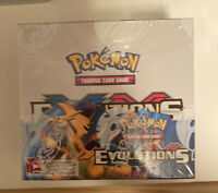 *Sealed* Pokemon TCG XY Evolutions Sealed Booster Box *36 Booster Packs*