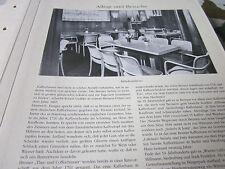 Bremen Archiv 6 Alltag 6038 Rathskonditorei Foto 1970