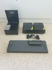 ZX Spectrum+ Interface 1 with 2 ZX Micro Drives and 6 Micro Drives and manual